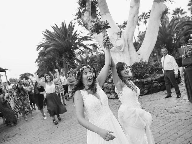 La boda de Gemma y Bea en Arona, Santa Cruz de Tenerife 66