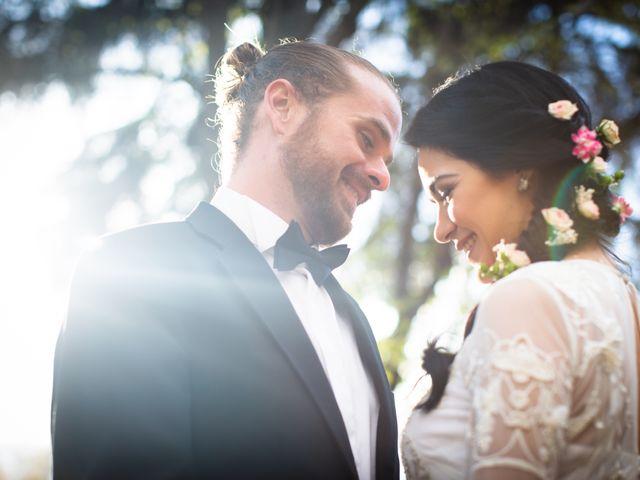 La boda de Carlos y Stephanie en Madrid, Madrid 1