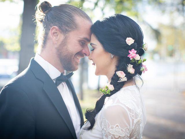 La boda de Carlos y Stephanie en Madrid, Madrid 4