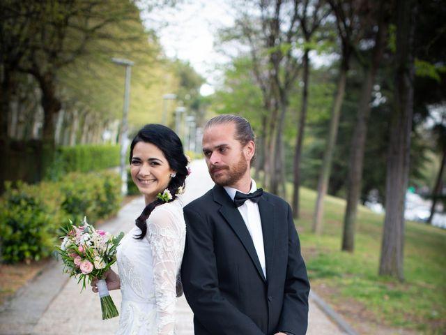 La boda de Carlos y Stephanie en Madrid, Madrid 5