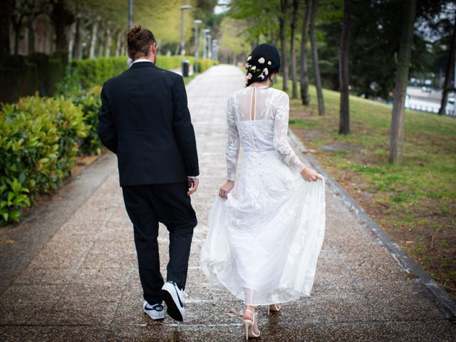 La boda de Carlos y Stephanie en Madrid, Madrid 2