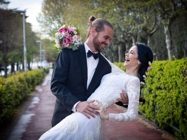 La boda de Stephanie y Carlos