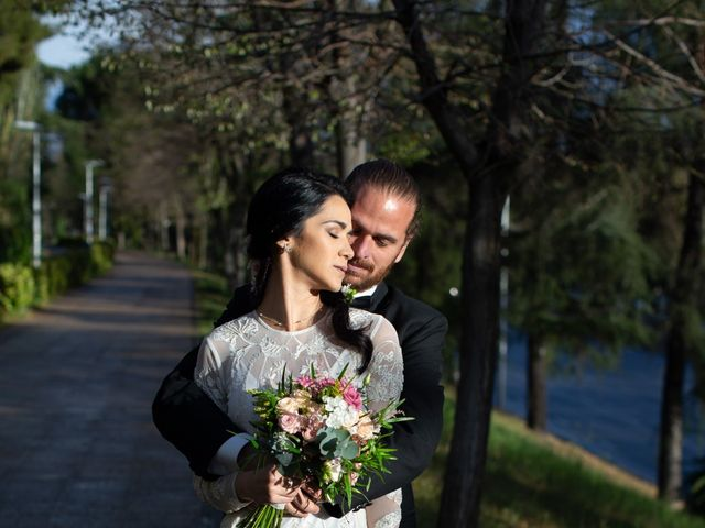 La boda de Carlos y Stephanie en Madrid, Madrid 7