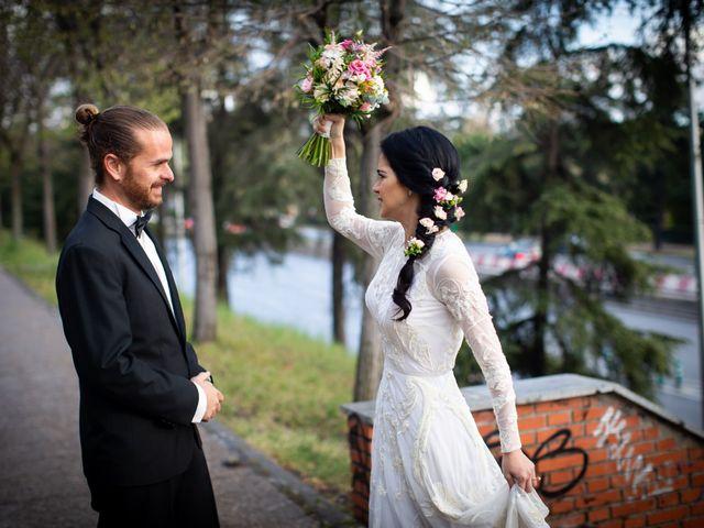 La boda de Carlos y Stephanie en Madrid, Madrid 8