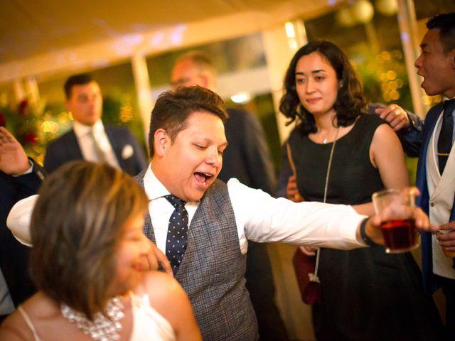 La boda de Carlos y Stephanie en Madrid, Madrid 23