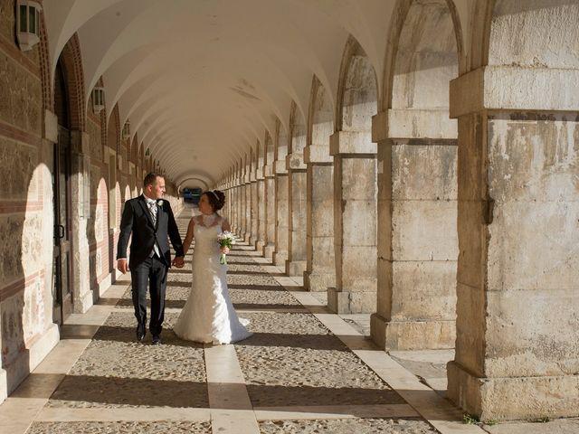 La boda de Déborah y Carlos
