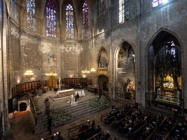La boda de Lupe y Pepo en Barcelona, Barcelona 36