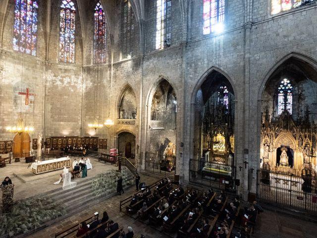 La boda de Lupe y Pepo en Barcelona, Barcelona 38