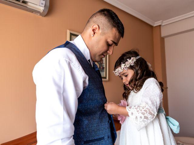 La boda de David y Isabel en Piedrabuena, Ciudad Real 8