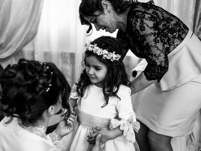 La boda de David y Isabel en Piedrabuena, Ciudad Real 11