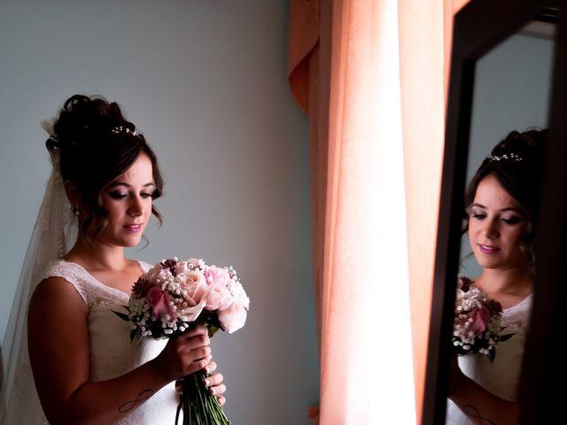 La boda de David y Isabel en Piedrabuena, Ciudad Real 17