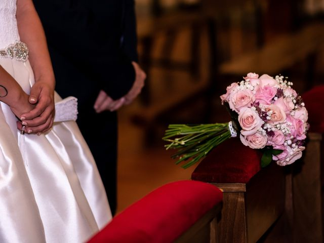 La boda de David y Isabel en Piedrabuena, Ciudad Real 19