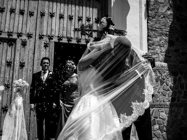 La boda de David y Isabel en Piedrabuena, Ciudad Real 22