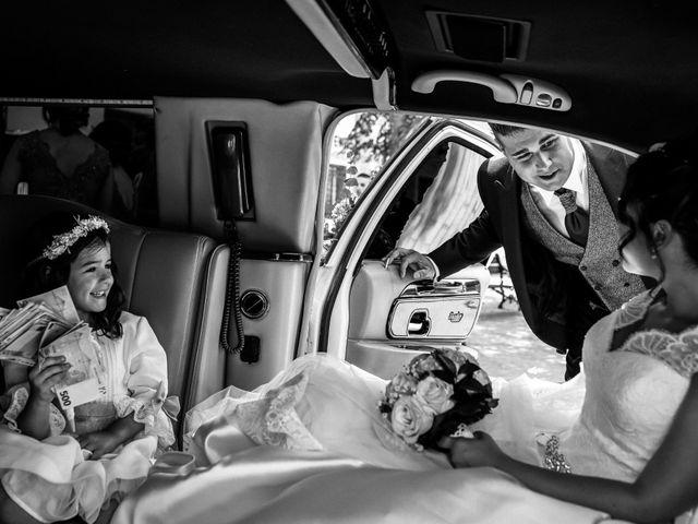 La boda de David y Isabel en Piedrabuena, Ciudad Real 24