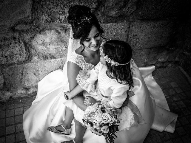 La boda de David y Isabel en Piedrabuena, Ciudad Real 27