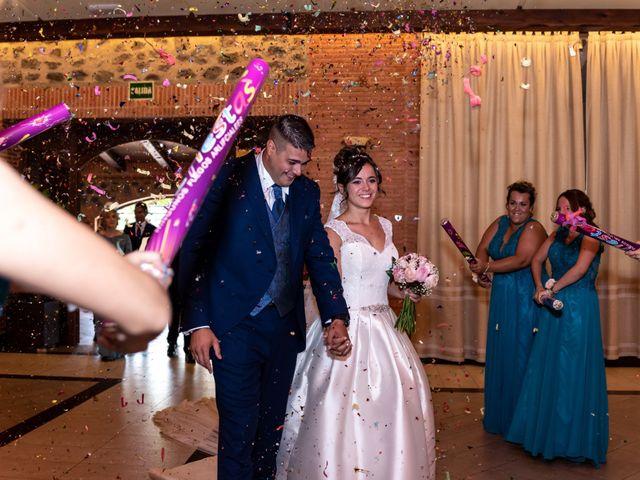 La boda de David y Isabel en Piedrabuena, Ciudad Real 28