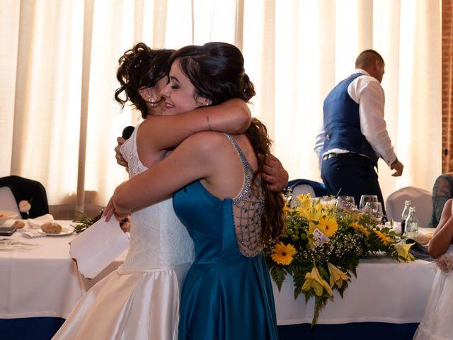 La boda de David y Isabel en Piedrabuena, Ciudad Real 32