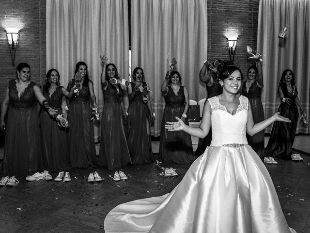 La boda de David y Isabel en Piedrabuena, Ciudad Real 34