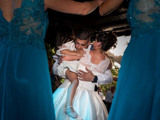 La boda de David y Isabel en Piedrabuena, Ciudad Real 40