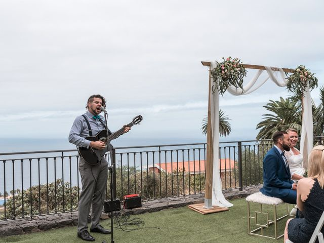 La boda de Musta y Jasmin en La Victoria De Acentejo, Santa Cruz de Tenerife 10