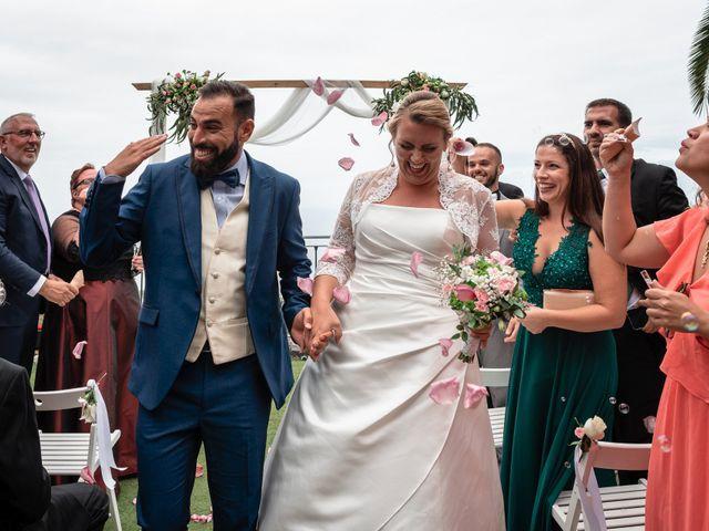 La boda de Jasmin y Musta