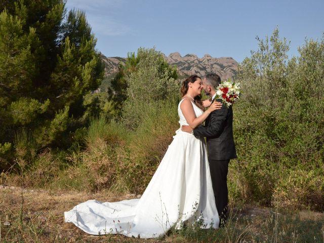La boda de Miriam y Marcos