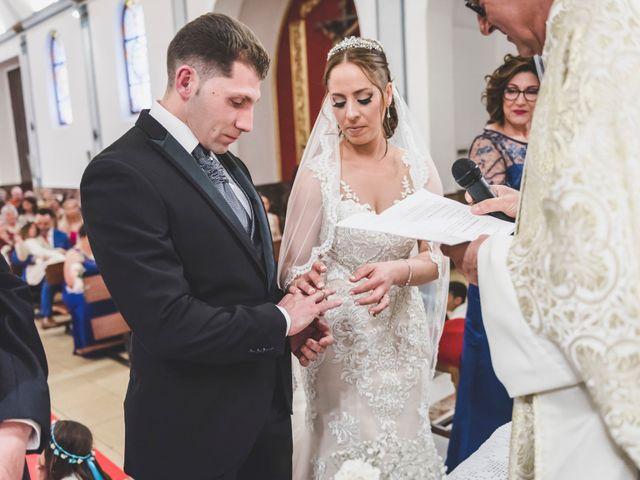 La boda de Paco y Mónica en Pozoblanco, Córdoba 13