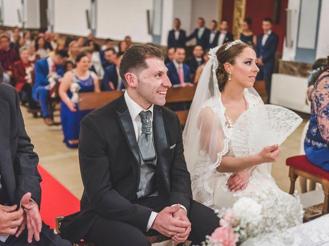 La boda de Paco y Mónica en Pozoblanco, Córdoba 14