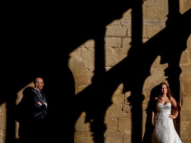 La boda de Vicente y Rebeca en San Juan Mozarrifar, Zaragoza 2