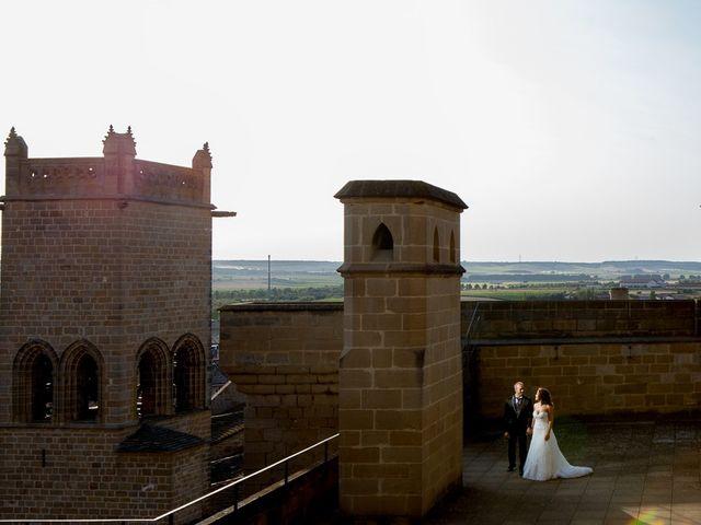 La boda de Vicente y Rebeca en San Juan Mozarrifar, Zaragoza 4