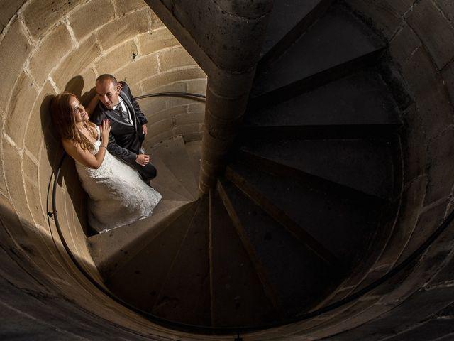 La boda de Vicente y Rebeca en San Juan Mozarrifar, Zaragoza 5