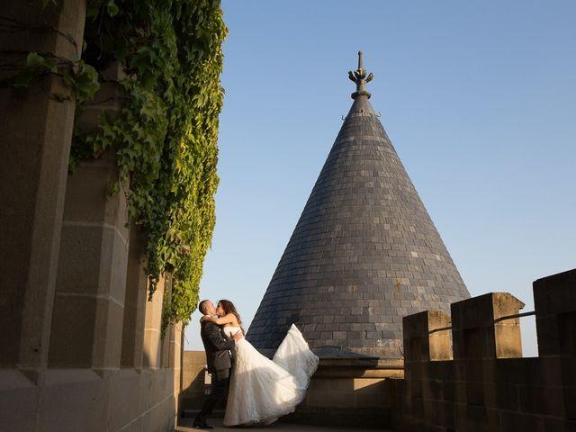 La boda de Vicente y Rebeca en San Juan Mozarrifar, Zaragoza 6