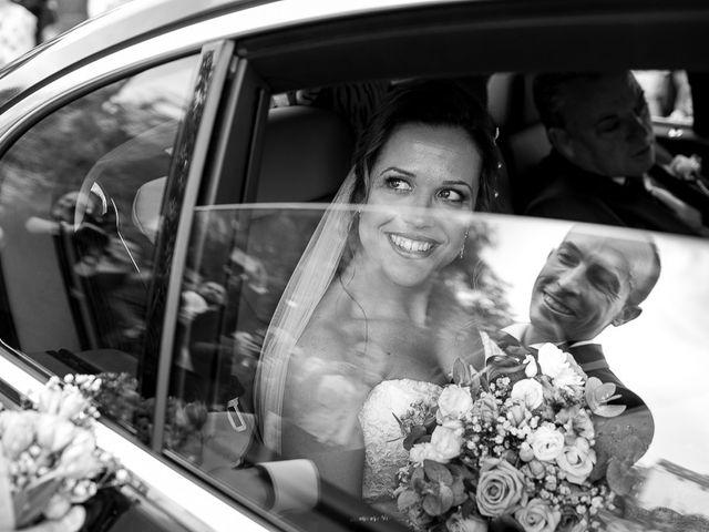 La boda de Vicente y Rebeca en San Juan Mozarrifar, Zaragoza 8
