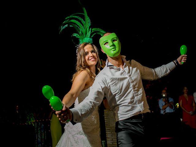 La boda de Vicente y Rebeca en San Juan Mozarrifar, Zaragoza 27