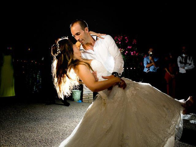La boda de Vicente y Rebeca en San Juan Mozarrifar, Zaragoza 28
