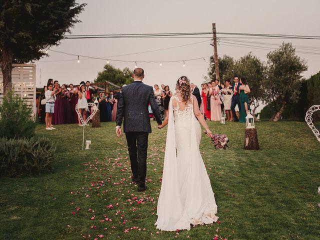 La boda de Rocío y y David