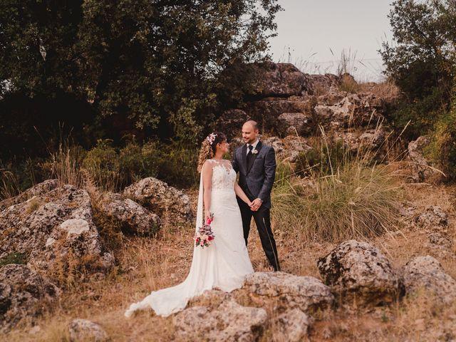 La boda de David y Rocío y en Valdepeñas, Ciudad Real 1