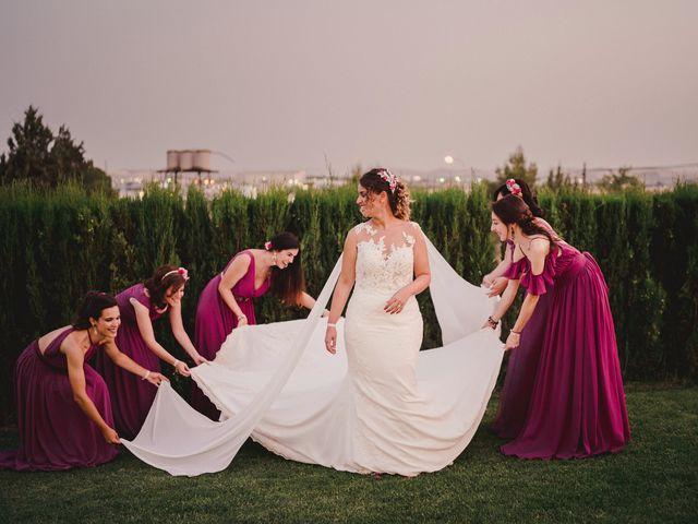 La boda de David y Rocío y en Valdepeñas, Ciudad Real 7