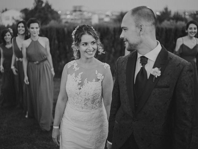 La boda de David y Rocío y en Valdepeñas, Ciudad Real 9