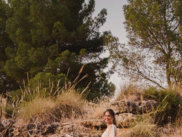 La boda de David y Rocío y en Valdepeñas, Ciudad Real 12