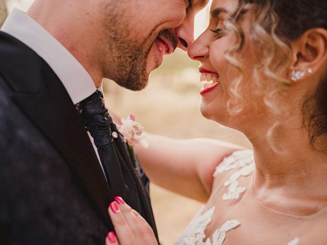 La boda de David y Rocío y en Valdepeñas, Ciudad Real 13