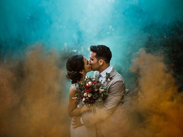 La boda de Clàudia y Marc