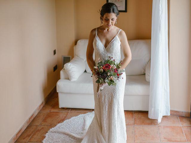 La boda de Marc y Clàudia en Olot, Girona 22