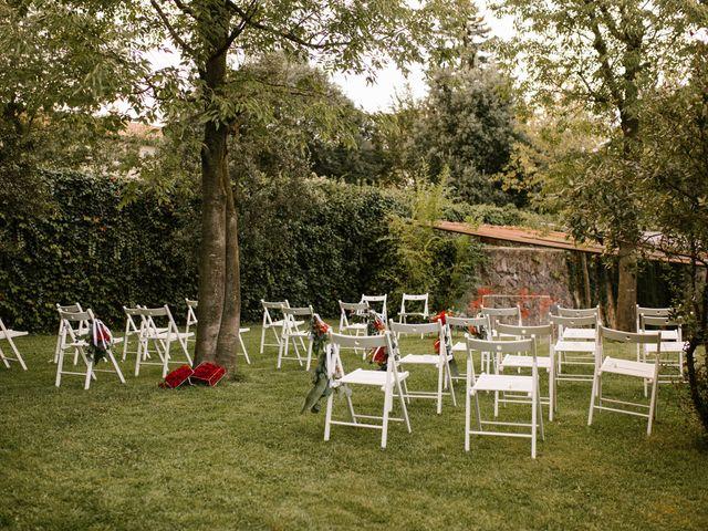 La boda de Marc y Clàudia en Olot, Girona 24