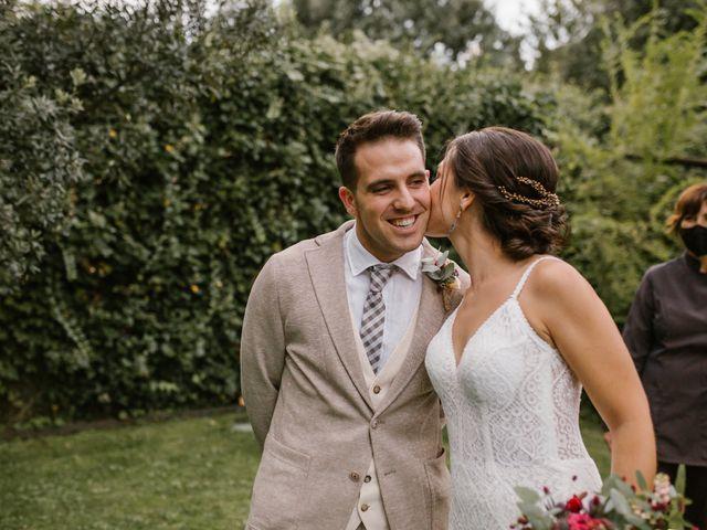 La boda de Marc y Clàudia en Olot, Girona 27
