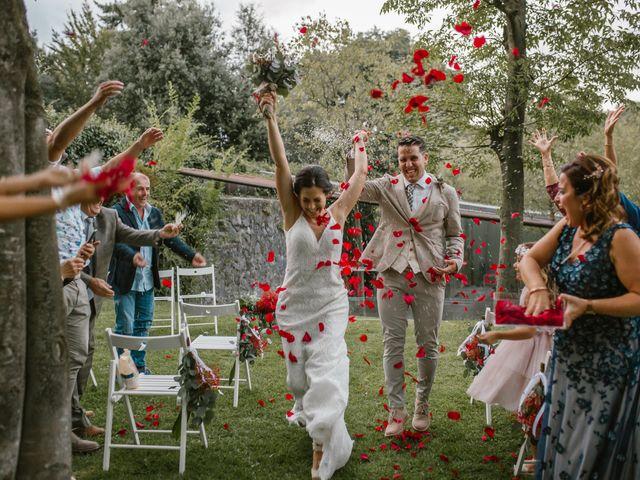 La boda de Marc y Clàudia en Olot, Girona 32