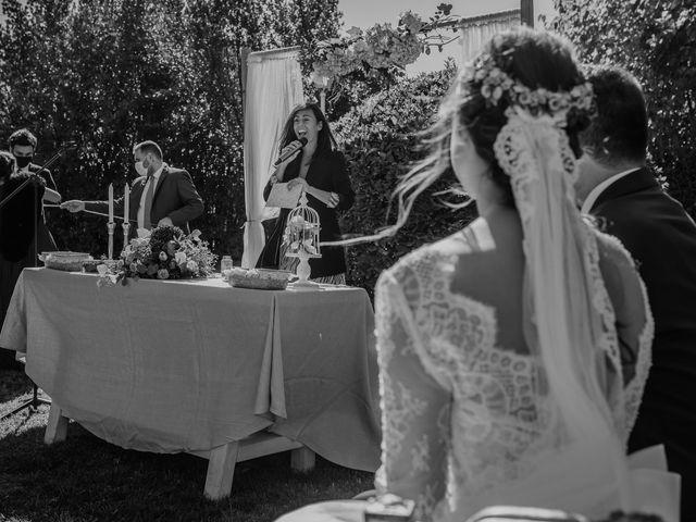 La boda de Eva y David en El Burgo De Ebro, Zaragoza 32