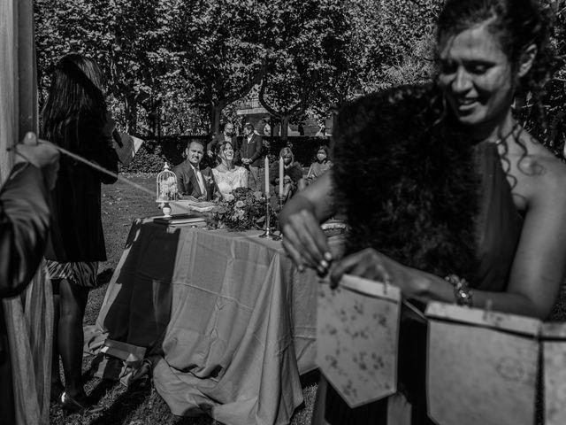 La boda de Eva y David en El Burgo De Ebro, Zaragoza 33
