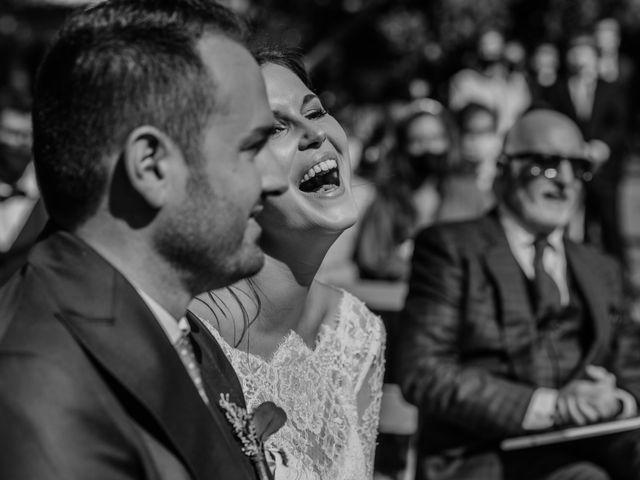 La boda de Eva y David en El Burgo De Ebro, Zaragoza 34