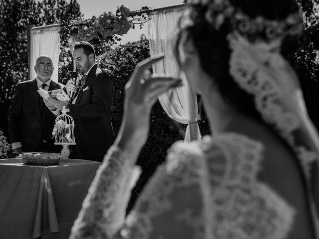 La boda de Eva y David en El Burgo De Ebro, Zaragoza 38